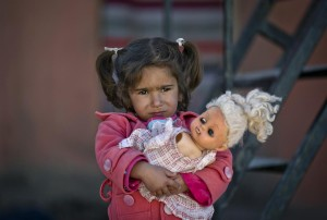 Kobani (Vadim Ghirda AP)