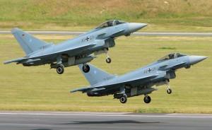 Pilot nicht erreichbar - Luftwaffe startet