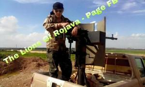 Romani in Siria