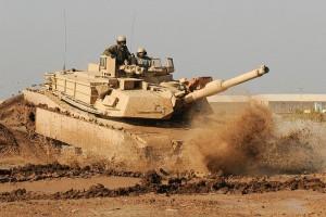 Abrams M1A2