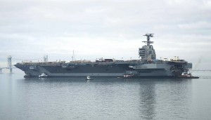 USS_Gerald_R._Ford_(CVN-78)_on_the_James_River_in_2013